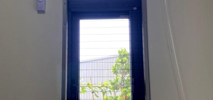 隱形鐵窗防盜