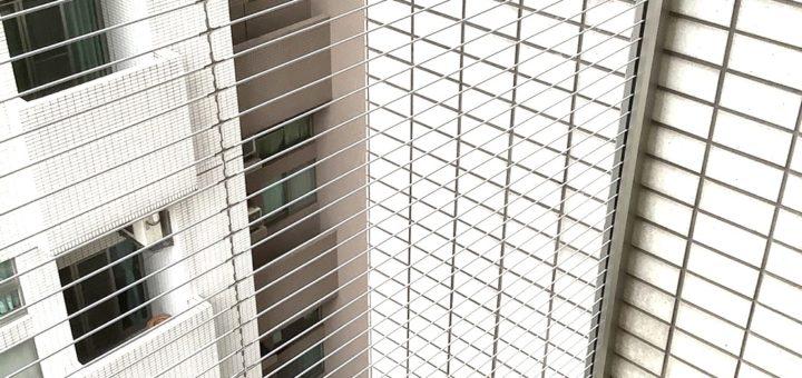 昇陽天廈防鴿
