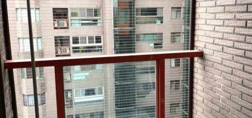 隱形鐵窗杜絕鴿害