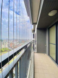 隱形鐵窗防護