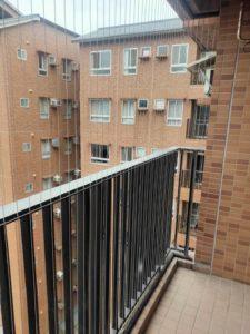 社區大樓安全防護防墜隱形鐵窗