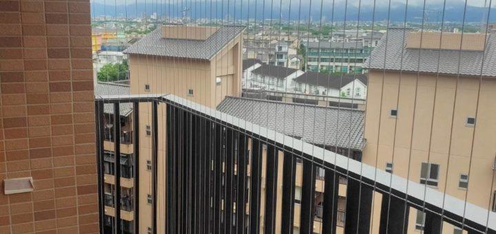 宜蘭社區大樓防墜隱形鐵窗