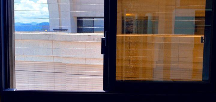 窗戶橫式安裝