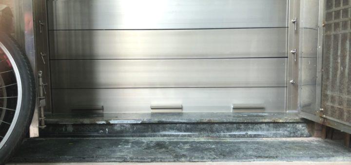 組合式防水閘門