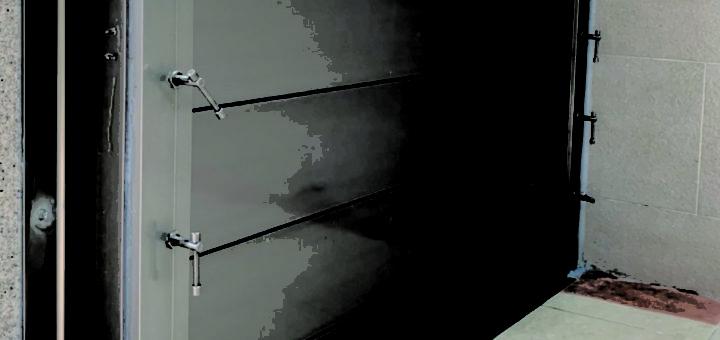 屏東防水閘門